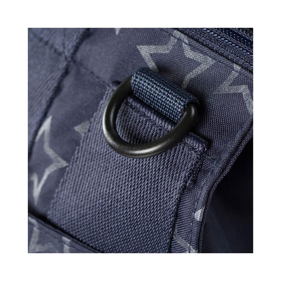 Torba do wózka Laessig Casual Label Reflective Star Navy
