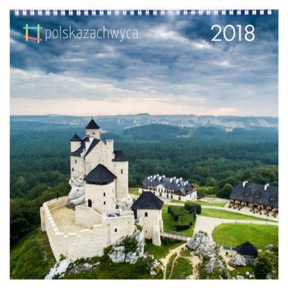 Kalendarz Polska Zachwyca 2018