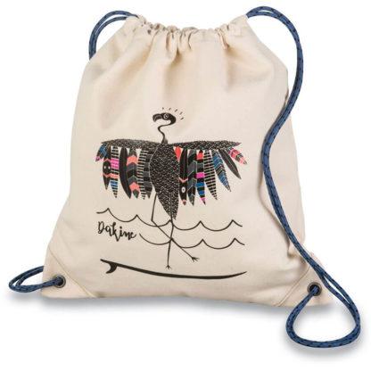 Plecak worek Dakine 10l flamingo