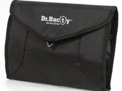 Kosmetyczka podróżna Dr. Bacty, czarna