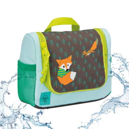 Kosmetyczka dla dzieci Lassig Little Tree Fox