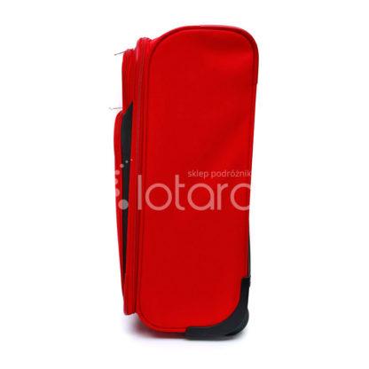 Walizka kabinowa Travelite Portofino IV S czerwona