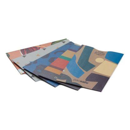 Etui na karty zbliżeniowe PacSafe z blokadą RFIDsleeve 25 - 5 szt