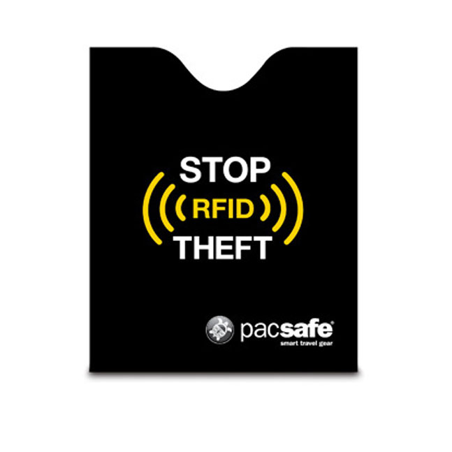 Etui na paszport Pacsafe RFID chroniące dane