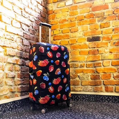 Pokrowiec na walizkę Juicy Strawberries