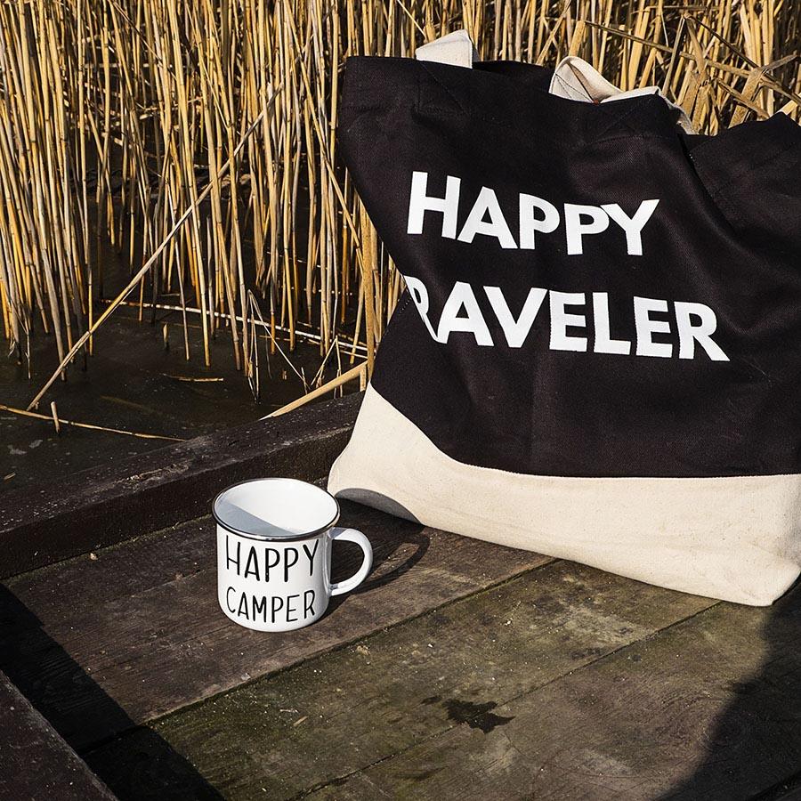 Torba PacBag Happy Traveler