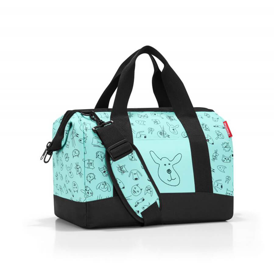 Torba Reisenthel Cats and Dogs mint 18 l
