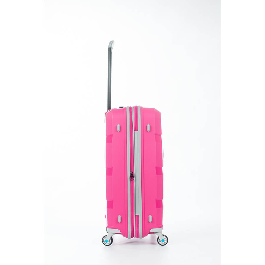 Walizka średnia Bg Berlin ZIP2 Pop Pink