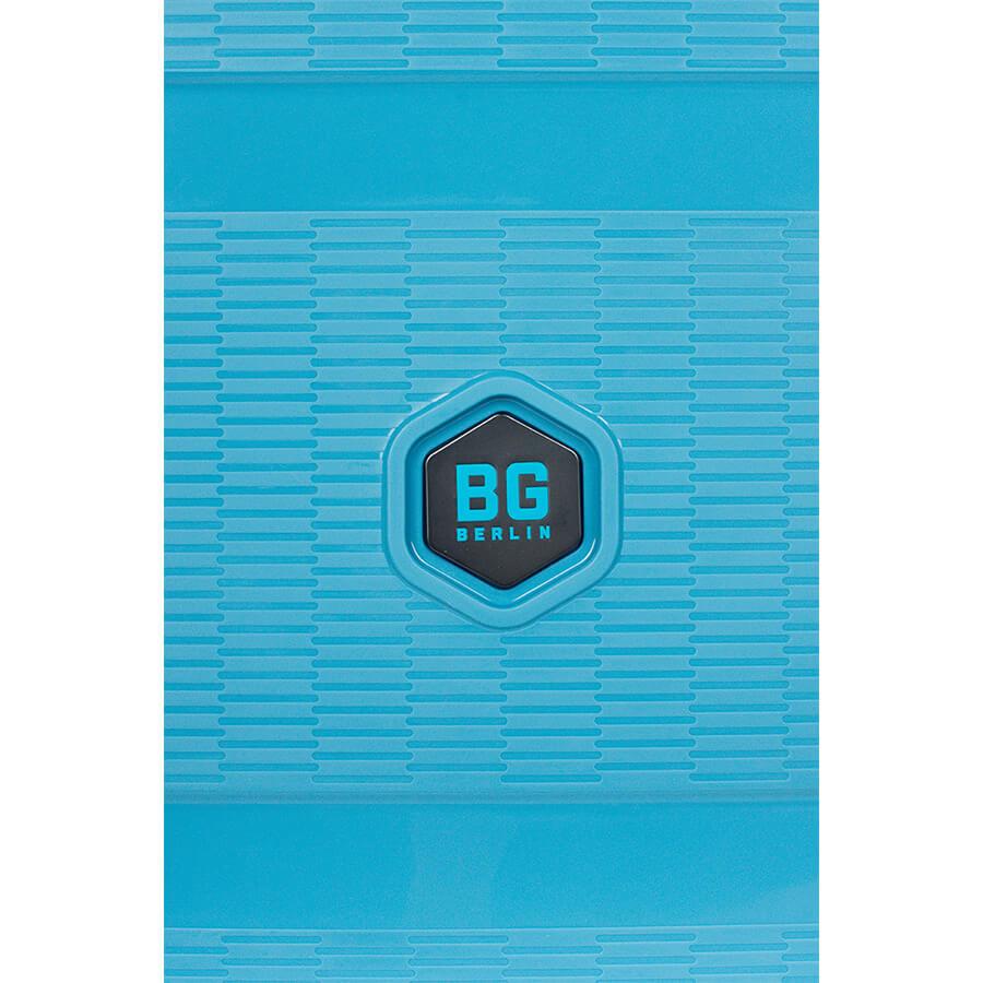Walizka kabinowa Bg Berlin ZIP2 Hip Hop Blue