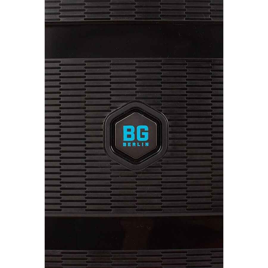 Walizka średnia Bg Berlin ZIP2 Rock-Star Black